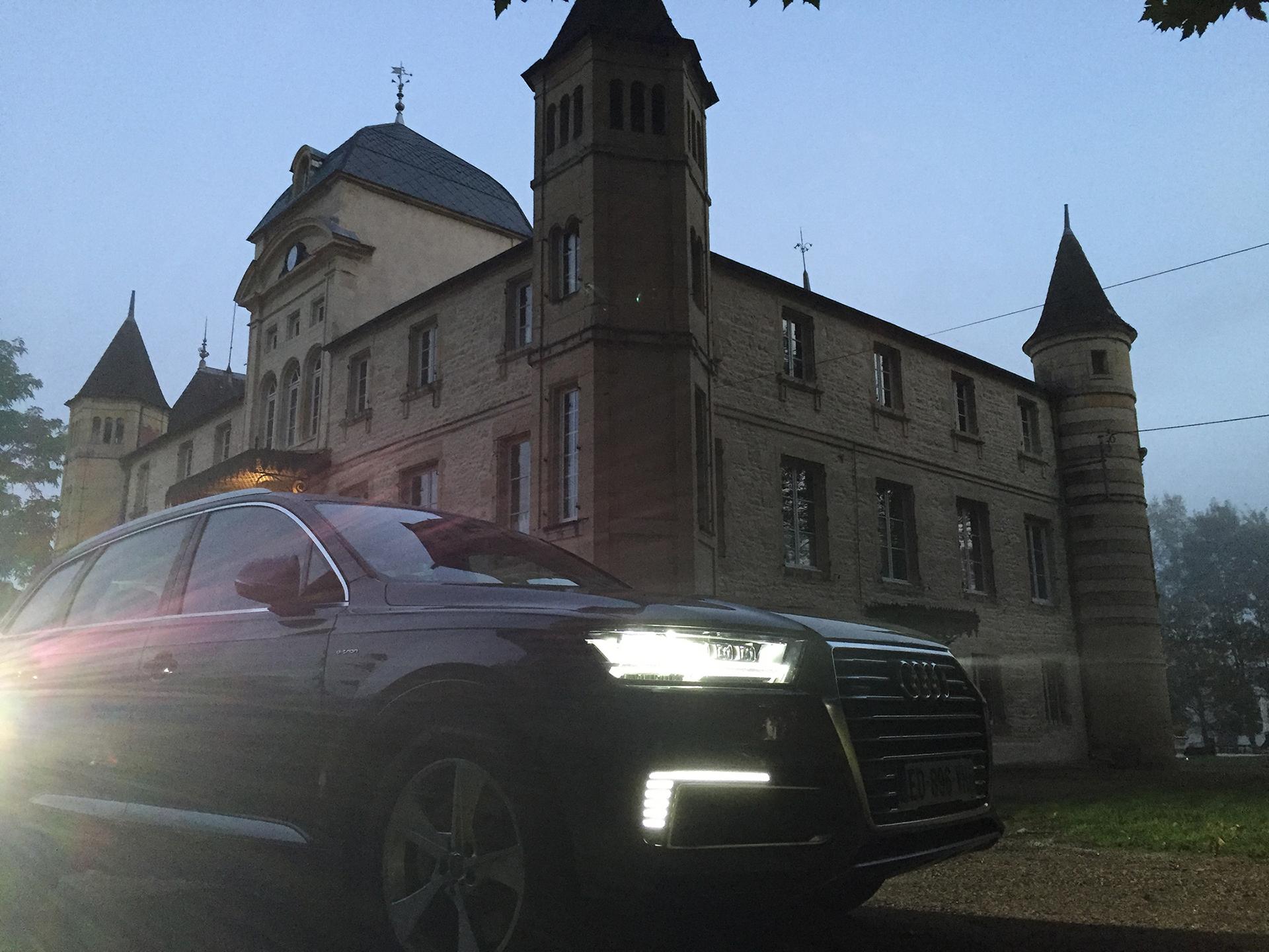 Audi Q7 - extérieur / outside - photo Arnaud Demasier