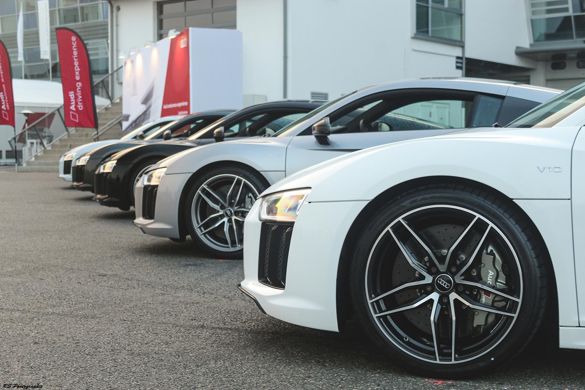 Audi automobiles - bienvenue - photo Arnaud Demasier