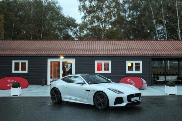 Jaguar F-Type SVR - avant / front - photo Arnaud Demasier - RS Photographie