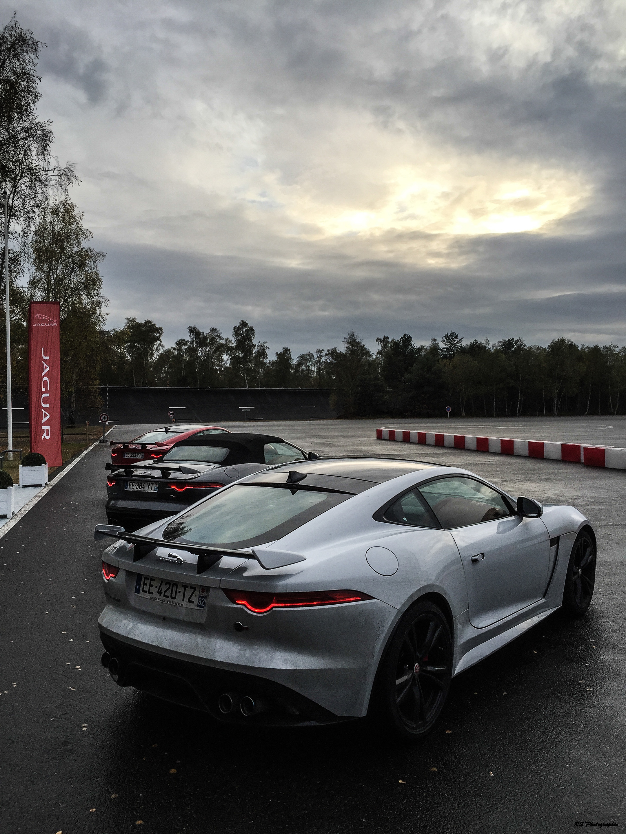 Jaguar F-Type SVR - arrière / rear - photo Arnaud Demasier - RS Photographie