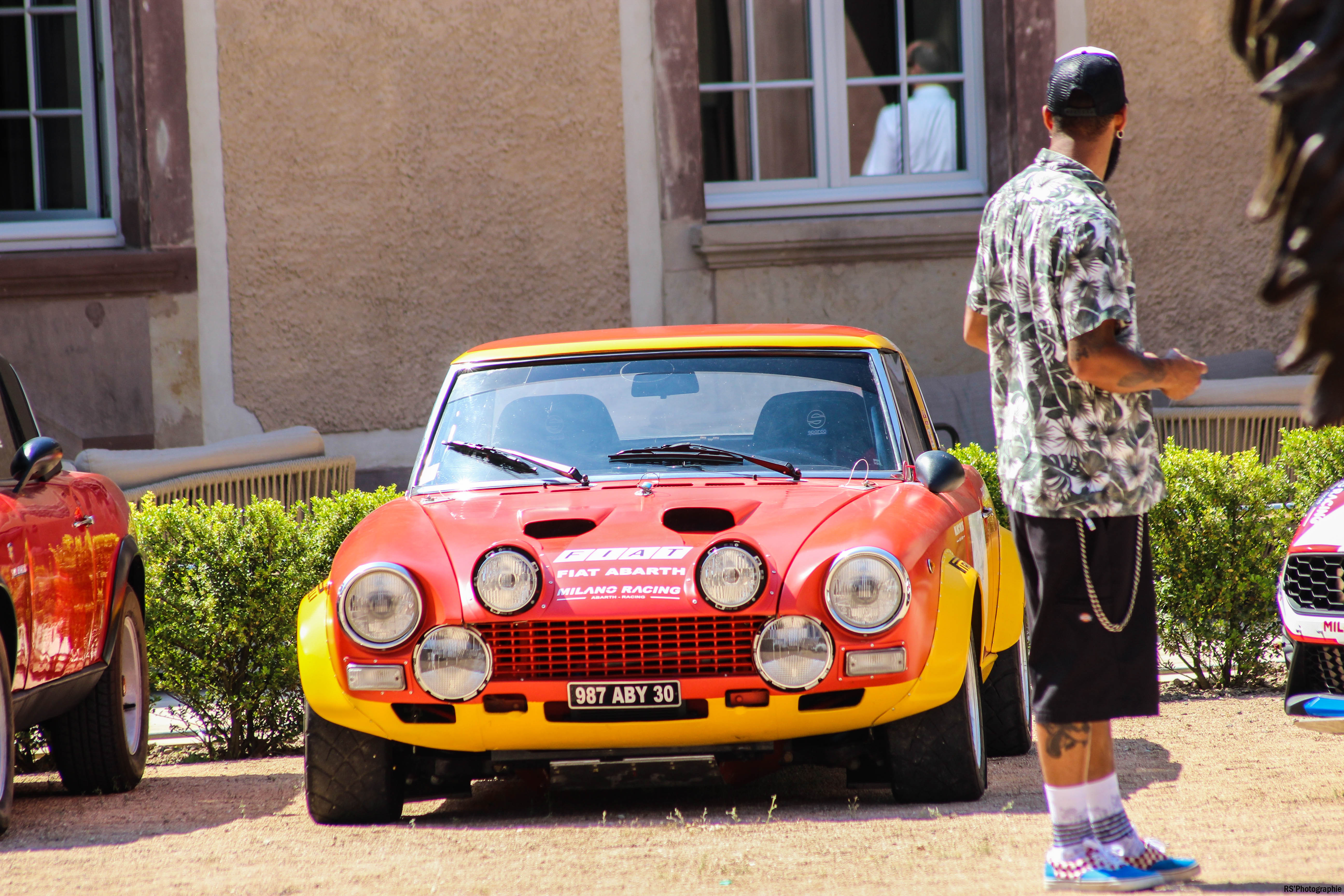 abarth124spider18-abarth-124-rallye-avant-front-Arnaud Demasier-RSPhotographie