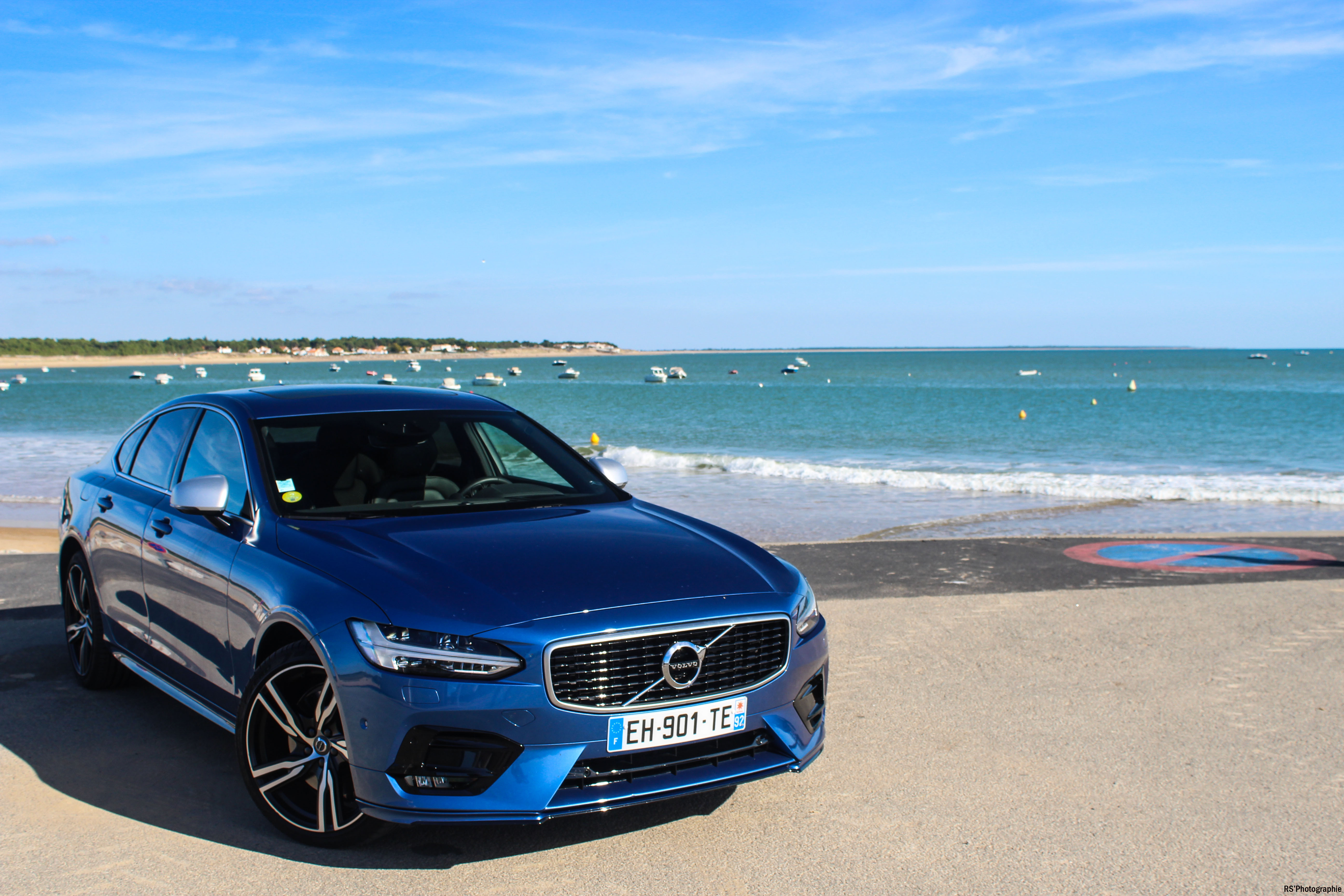 volvos901-volvo-s90-d3-avant-front-Arnaud Demasier-RSPhotographie