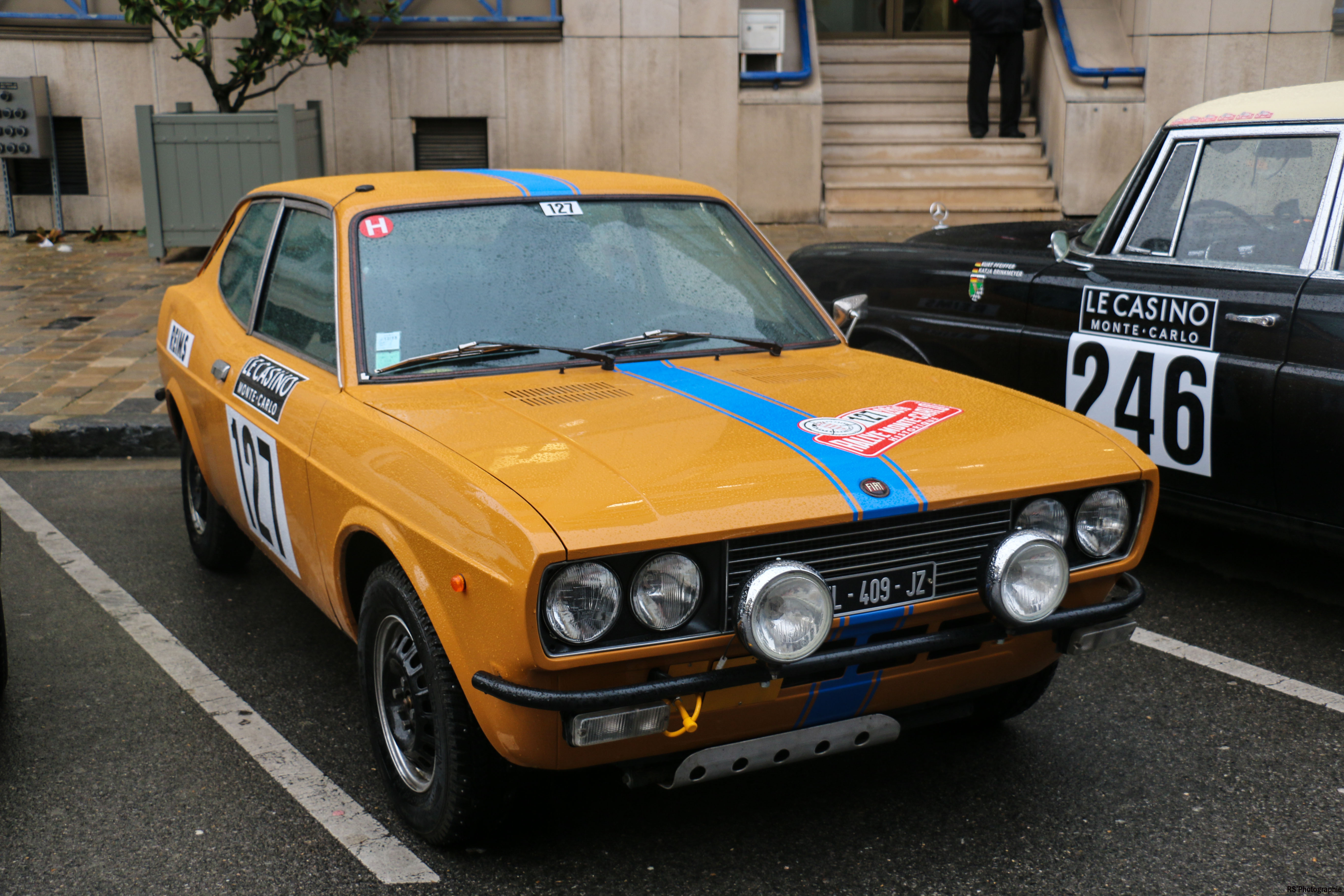 Fiat-128-Coupe-avant-front-Arnaud Demasier-RSPhotographie