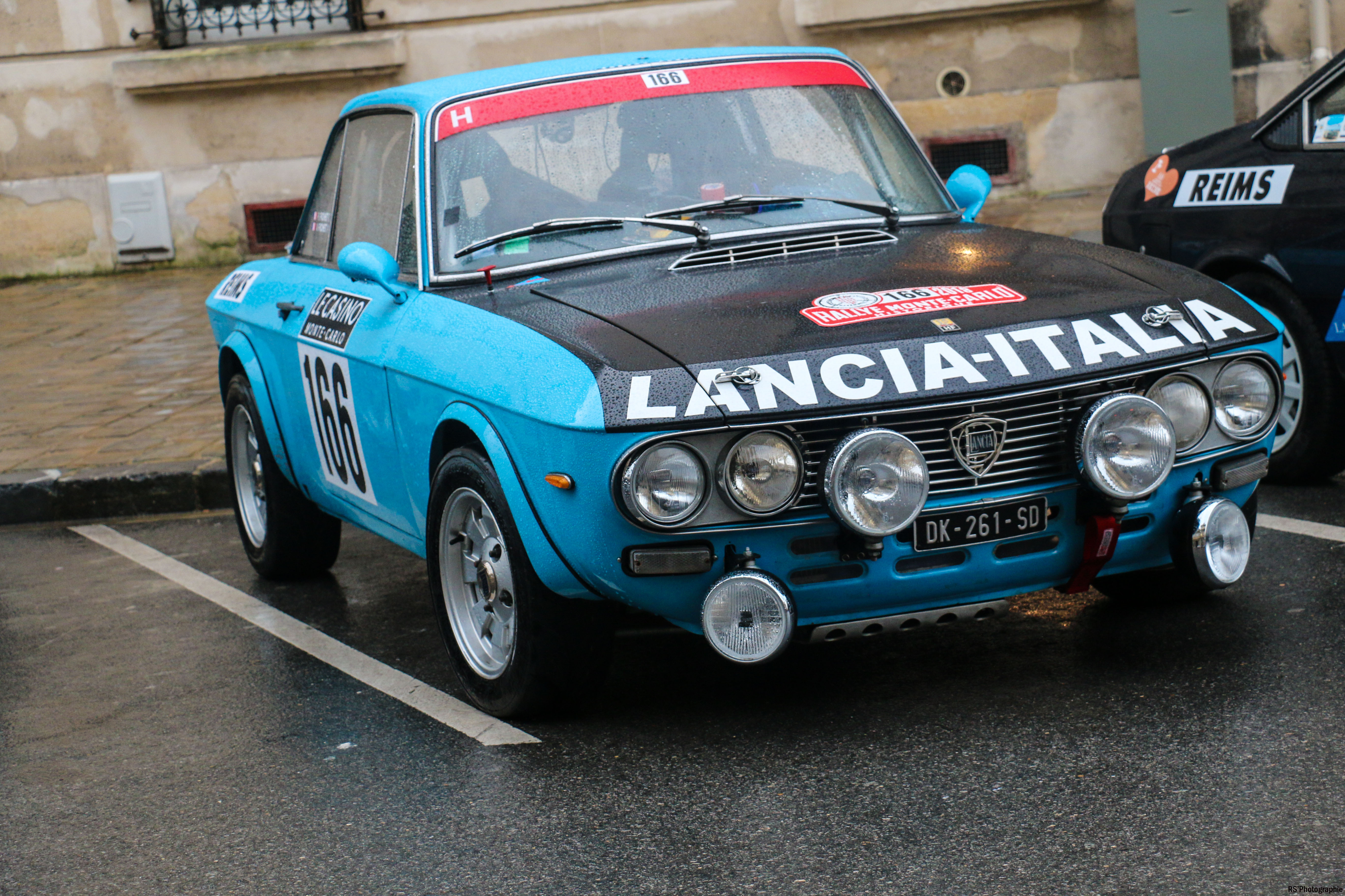 Lancia-Fulvia-1600-HF-avant-front-Arnaud Demasier-RSPhotographie