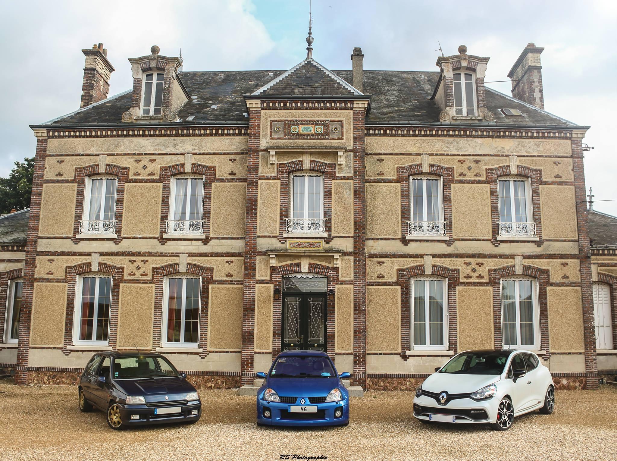 Renault Clio - génération - Arnaud Demasier RS Photographie