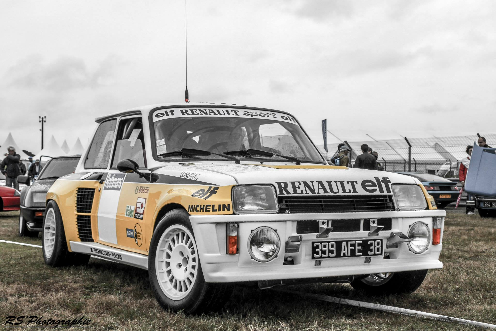 Renault R5 Turbo - Arnaud Demasier RS Photographie