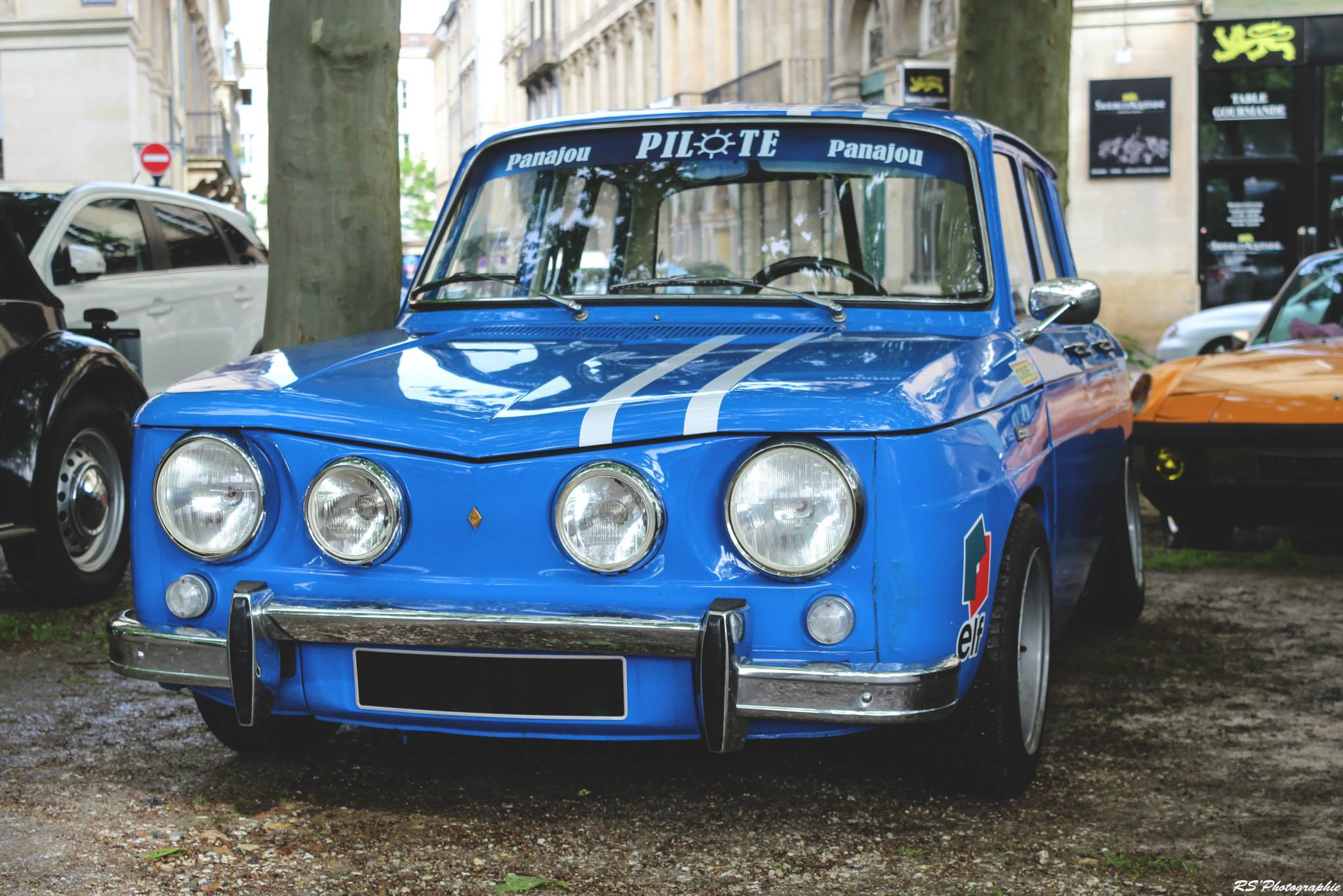 Renault R8 Gordini - Arnaud Demasier RS Photographie