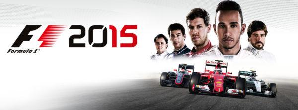 F1 2015 - cover