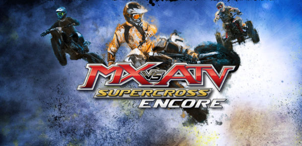 MX vs ATV Supercross Encore - 2015 - logo background