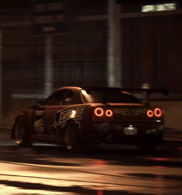 NFS 2015 - Nissan Skyline GT-R V-Spec
