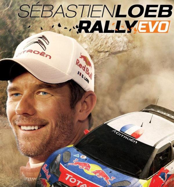 Sébastien Loeb EVO Rally 2016