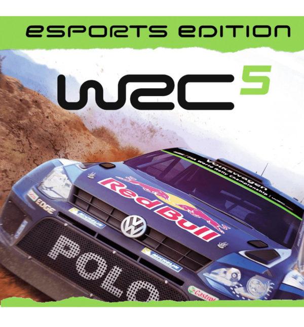 WRC 5 eSport edition