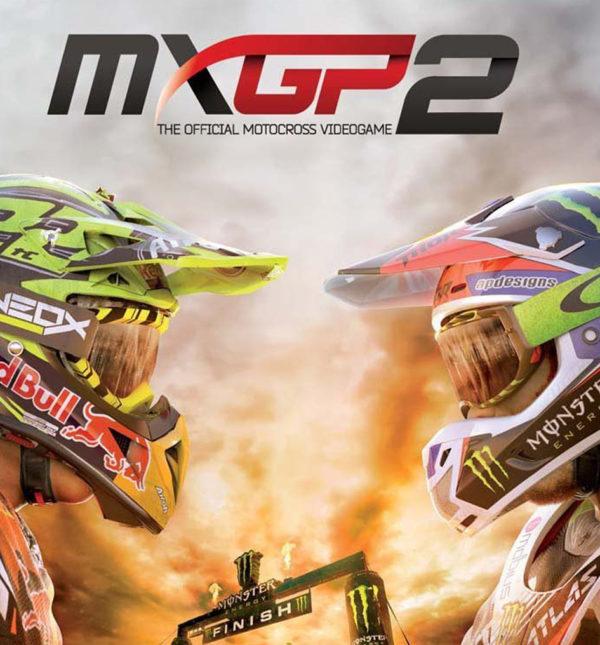 MXGP2 - cover