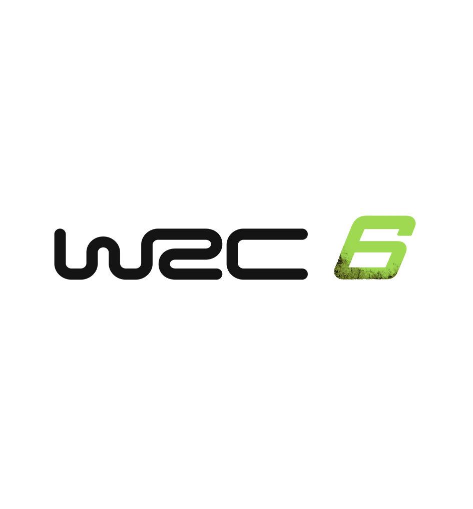 logo WRC 6 - cover