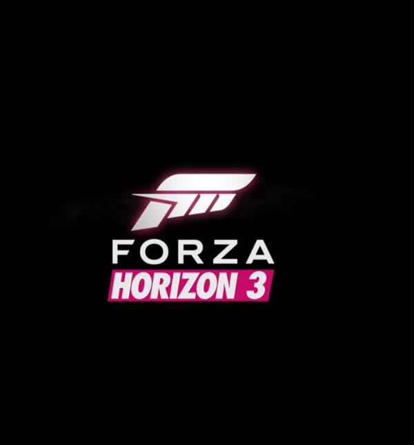 Forza Horizon 3 - logo