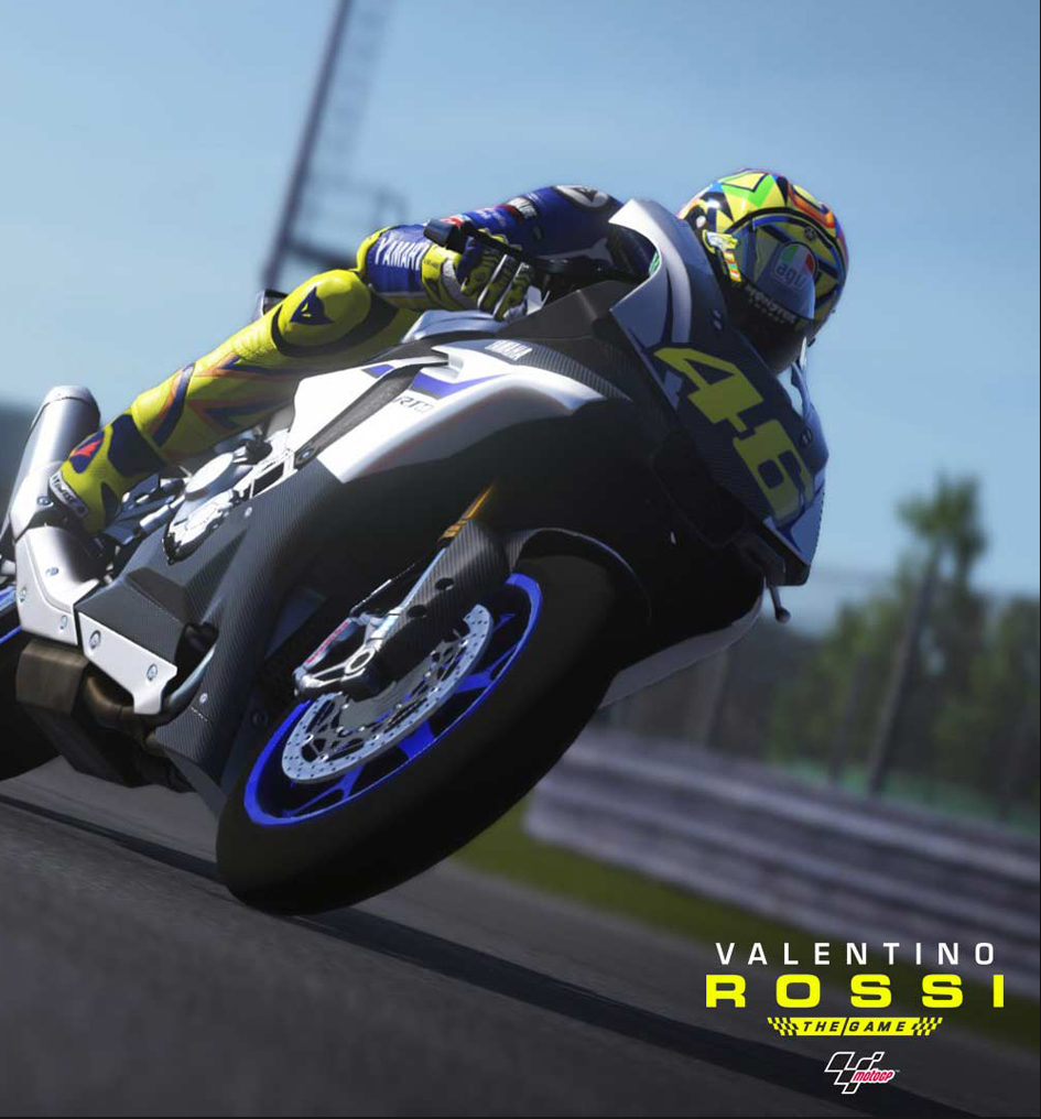 Valentino Rossi The Game - 2016 - screen - cover