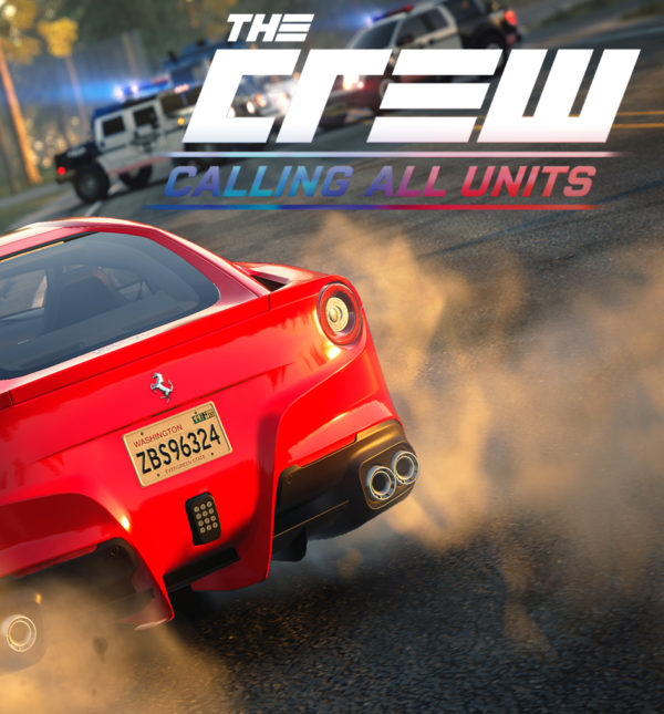 The Crew: Calling All Units - cover