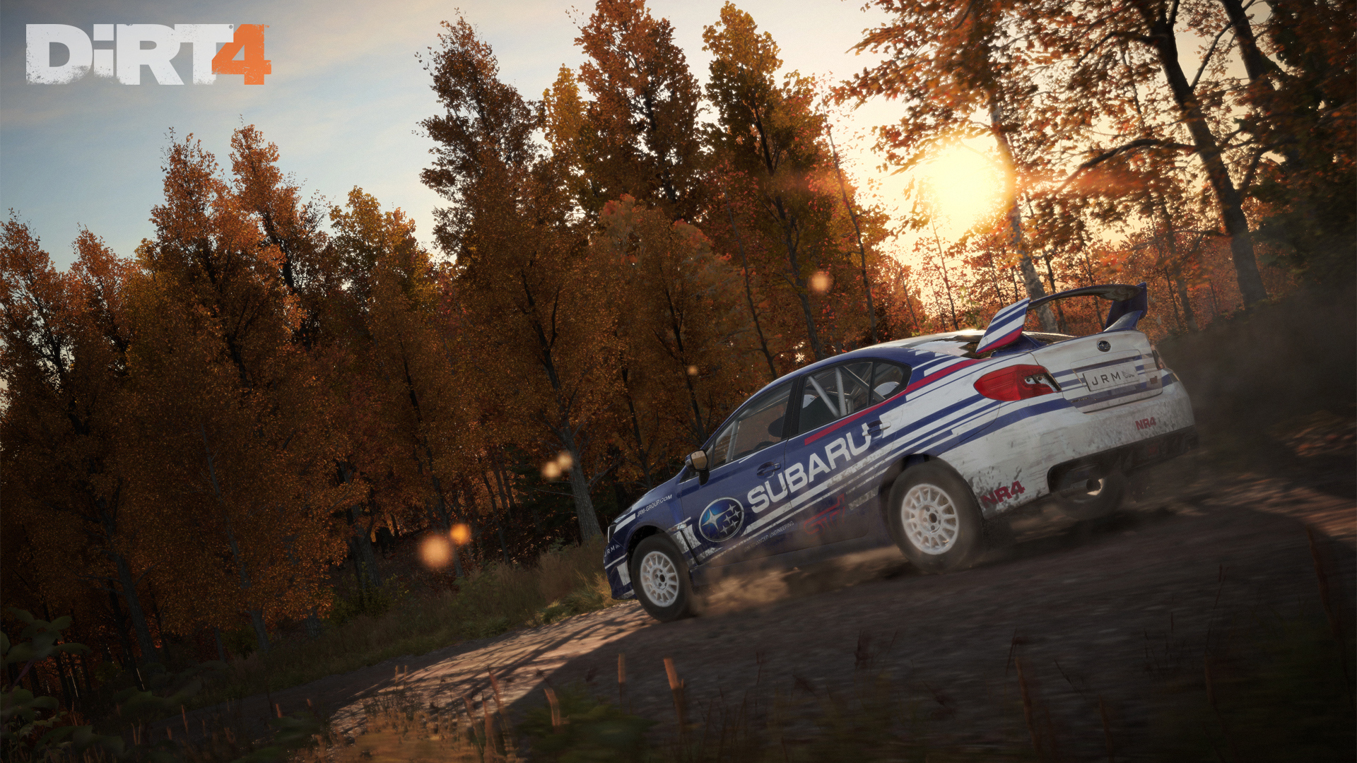 DiRT4 - screen - Subaru - USA