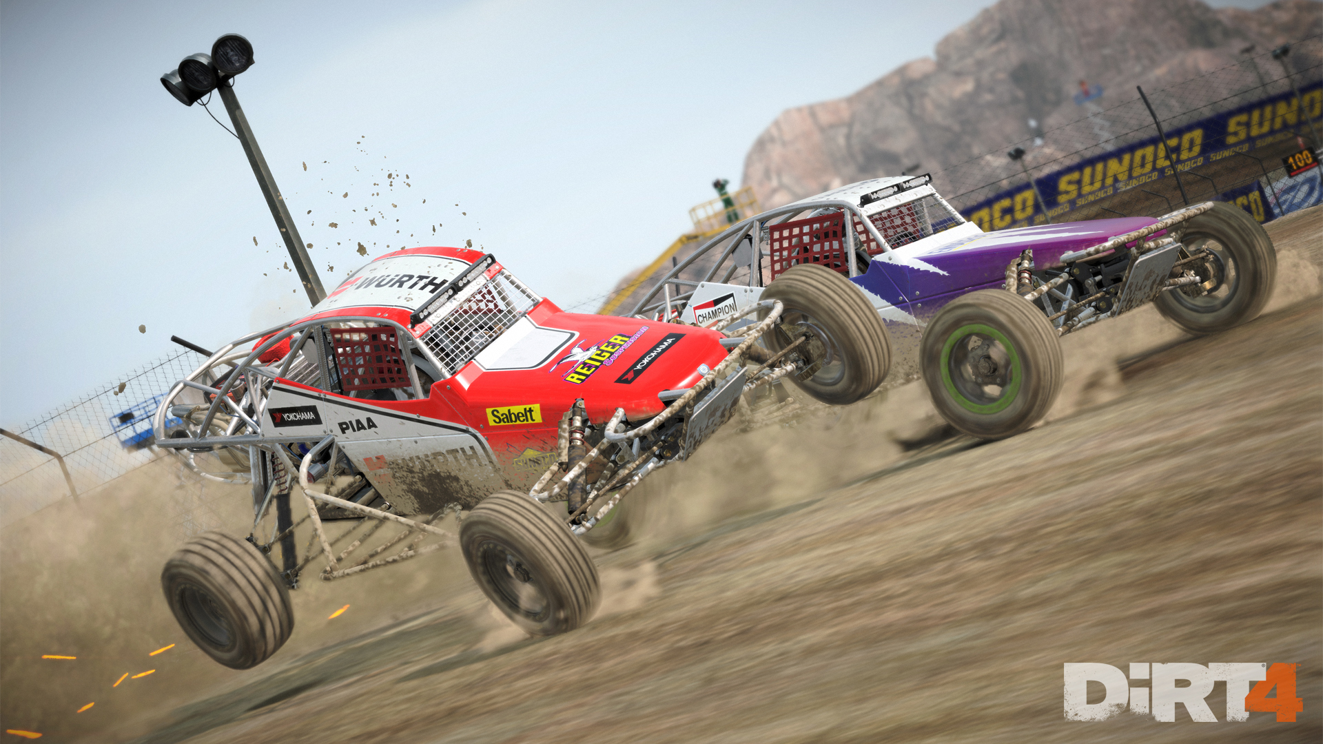 DiRT4 - screen - Buggy  Nevada