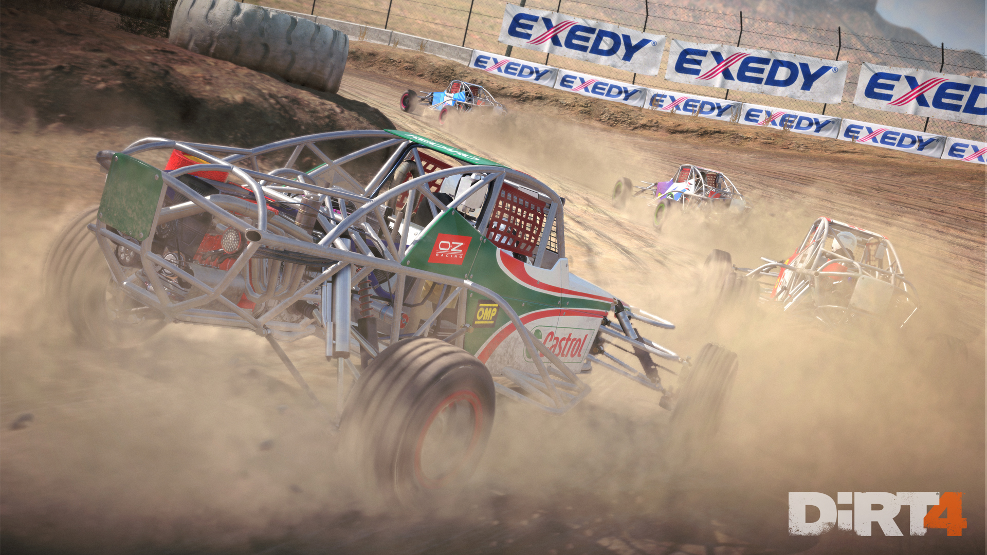 DiRT4 - screen - Buggy  Nevada - rear