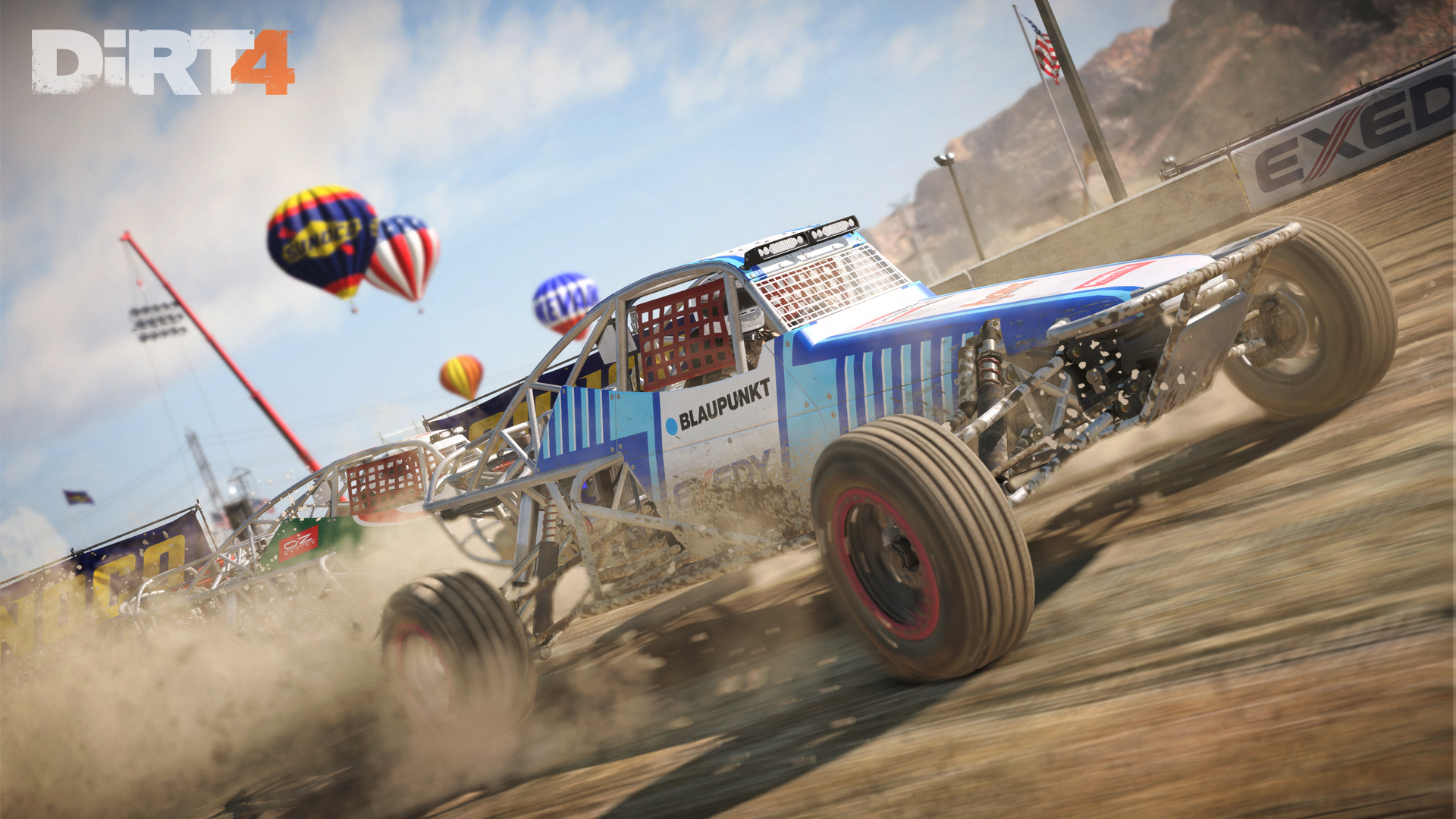 DiRT4 - screen - Buggy  Nevada - speed