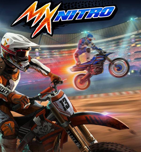 MX Nitro - 2017 - cover