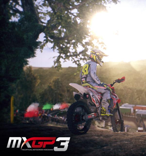 MXGP3 - cover