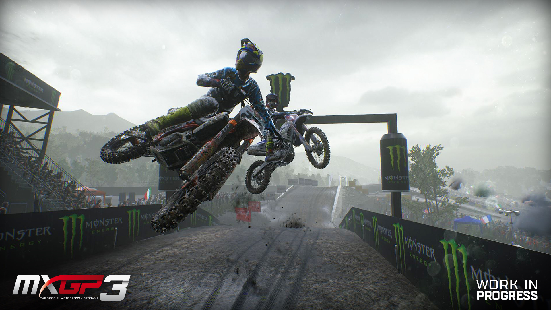 MXGP3 - screen monster jump
