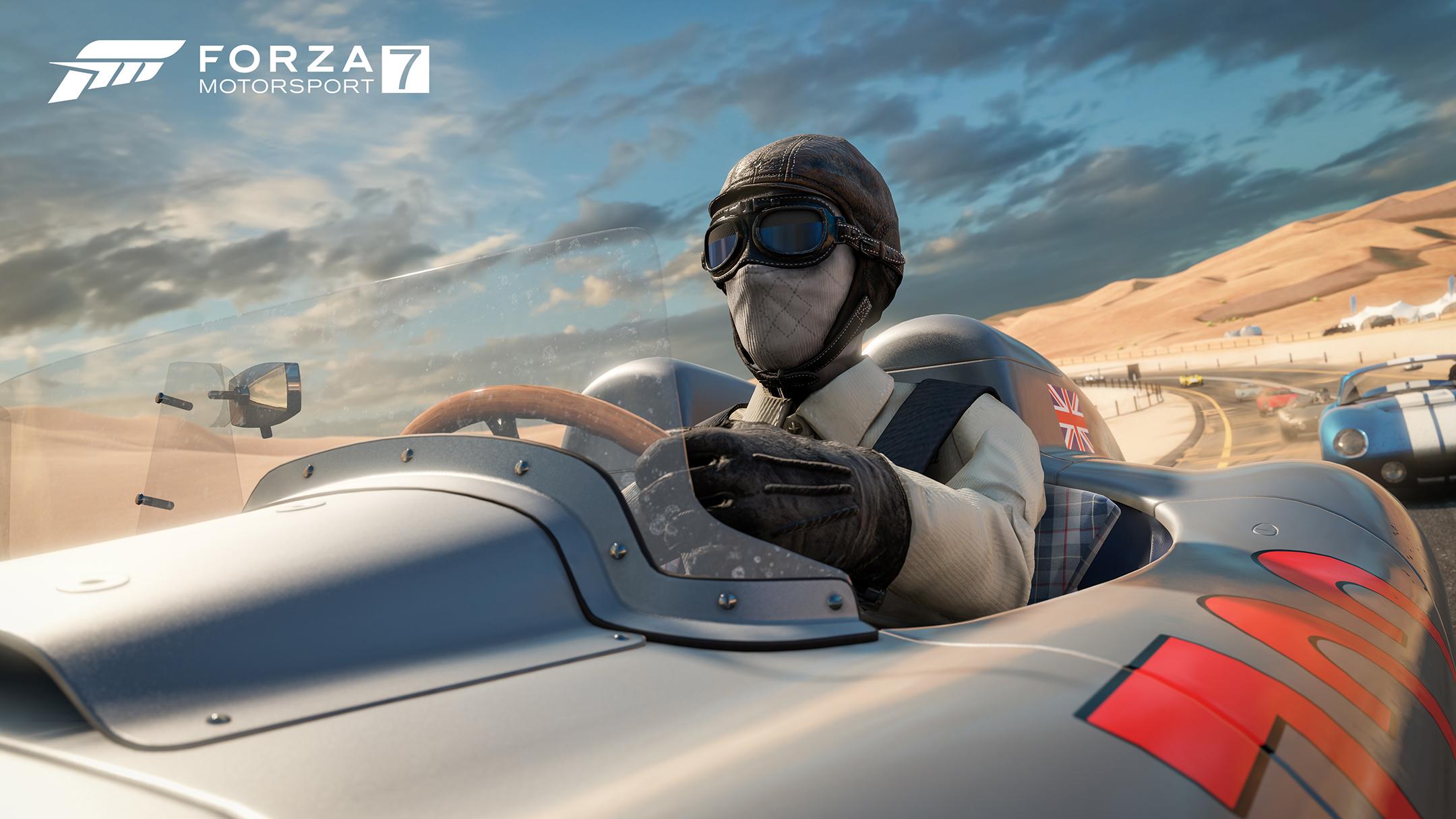 Forza Motorsport 7 - screen - Mercedes-Benz Driver