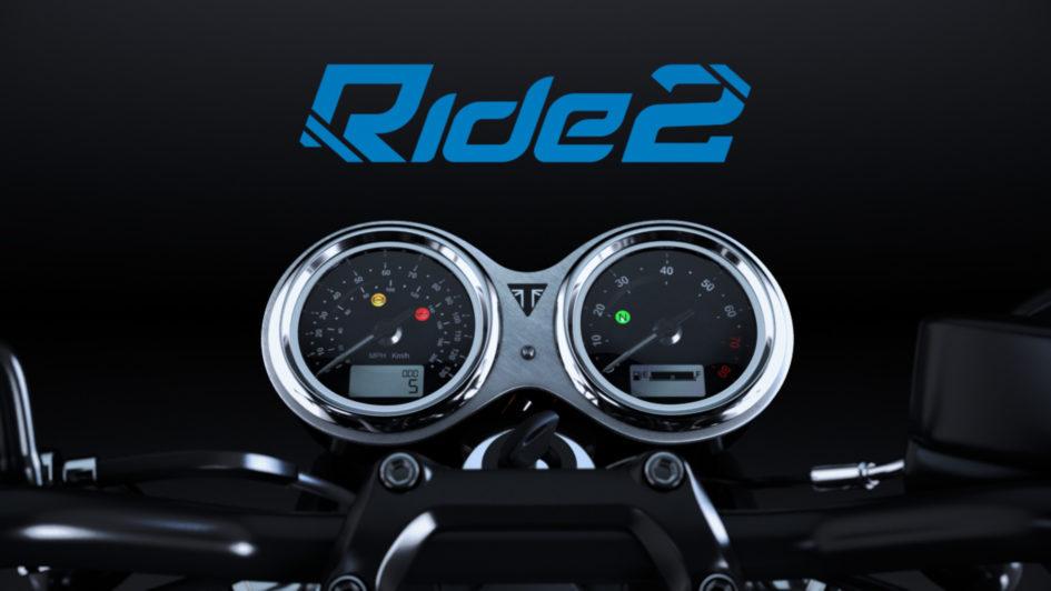 RIDE 2 - cover