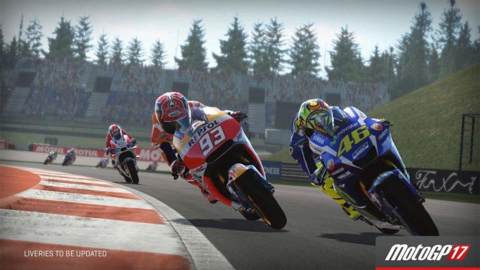 MotoGP 17 - cover