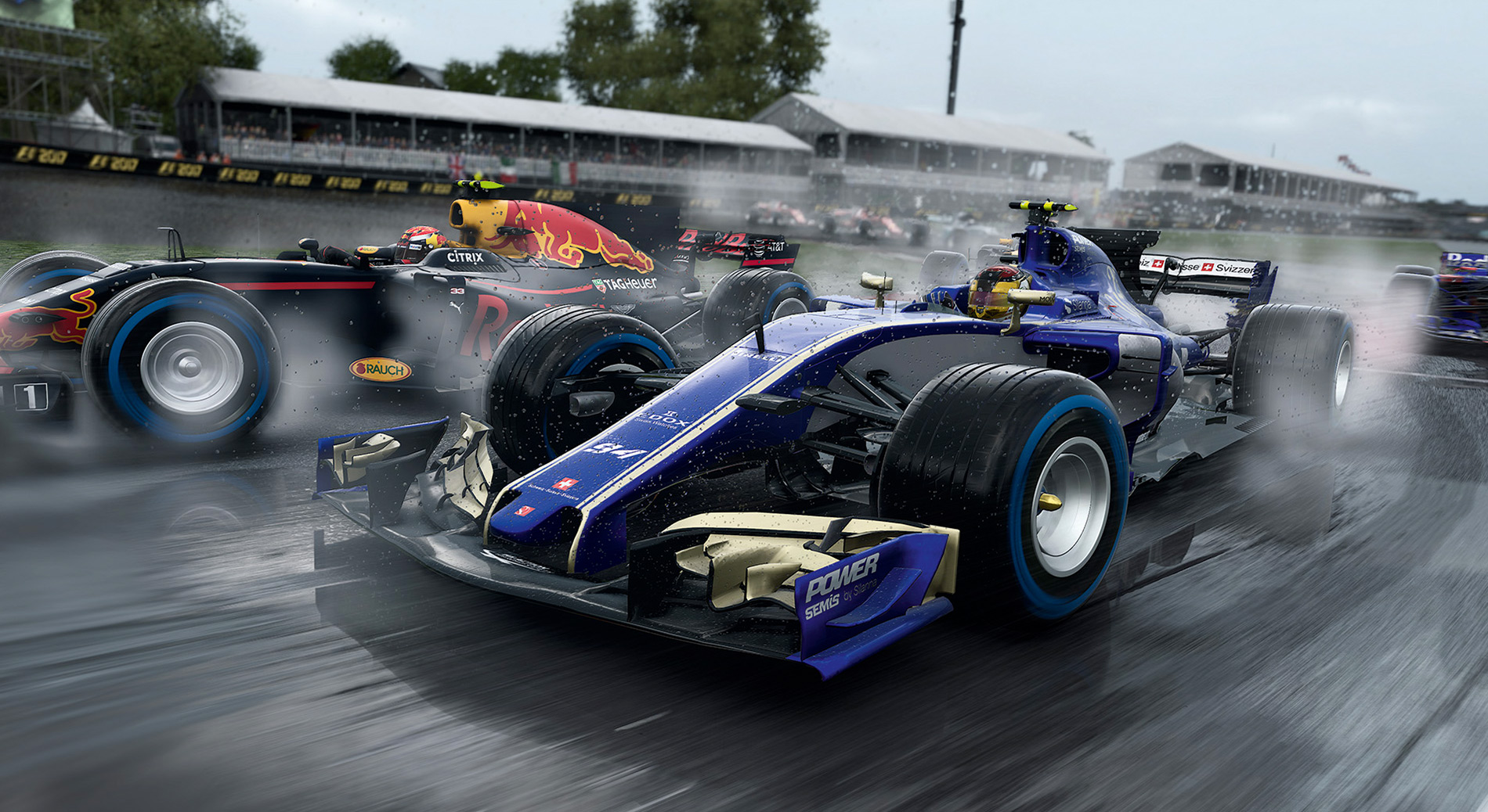 F1 2017 - wet - cover