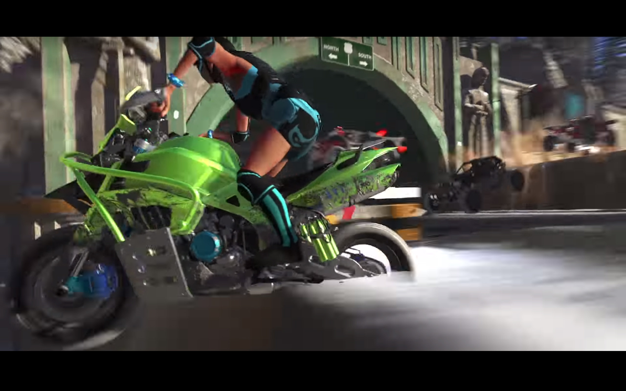 ONRUSH - 2017 - screen trailer - motorcycle racing