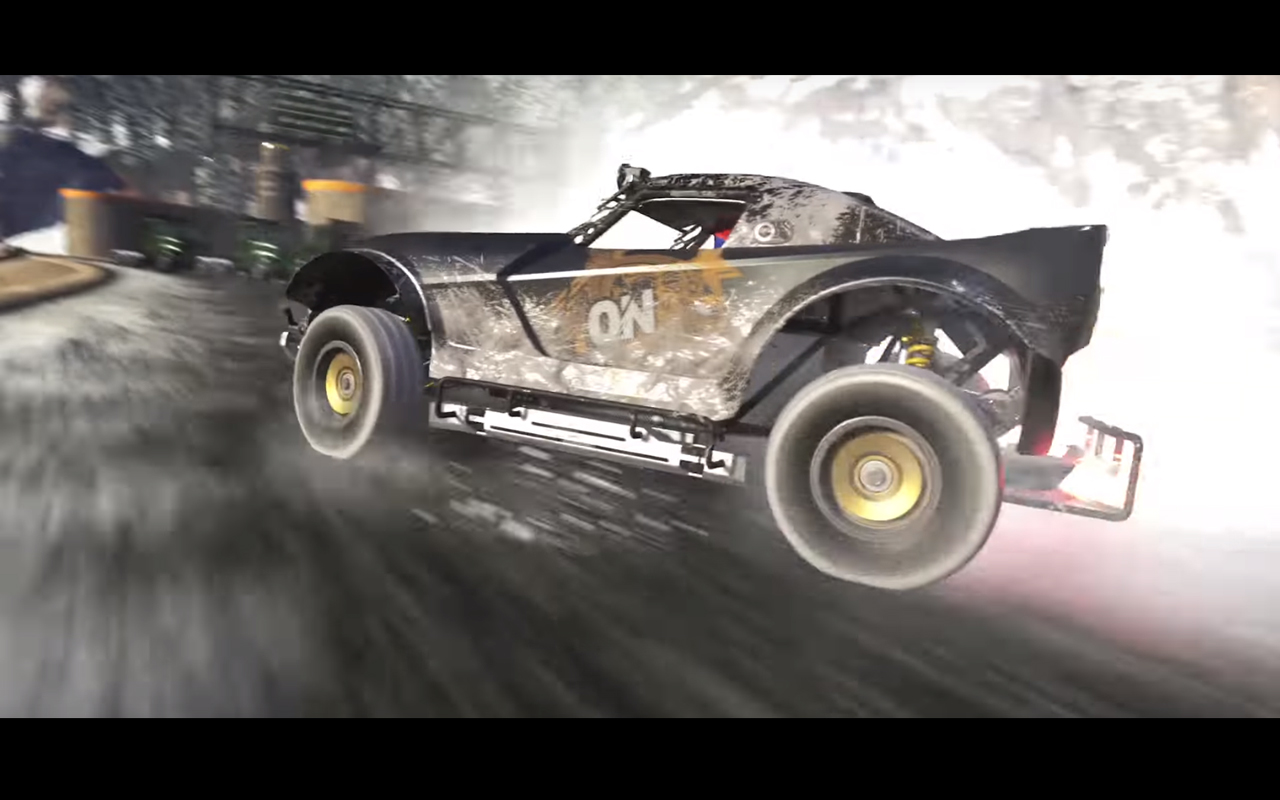 ONRUSH - 2017 - screen trailer - vehicle