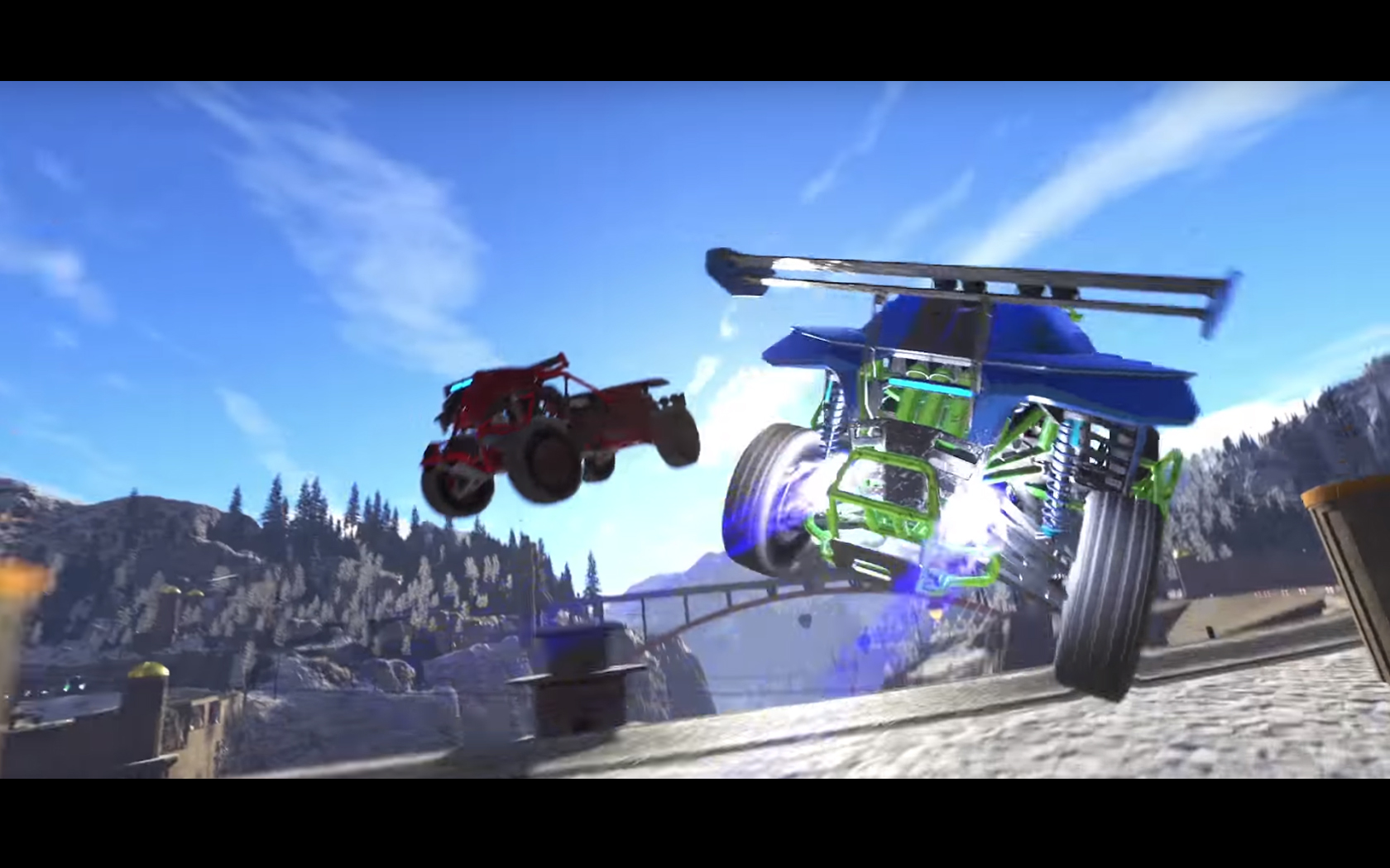 ONRUSH - 2017 - screen trailer - vehicle racing