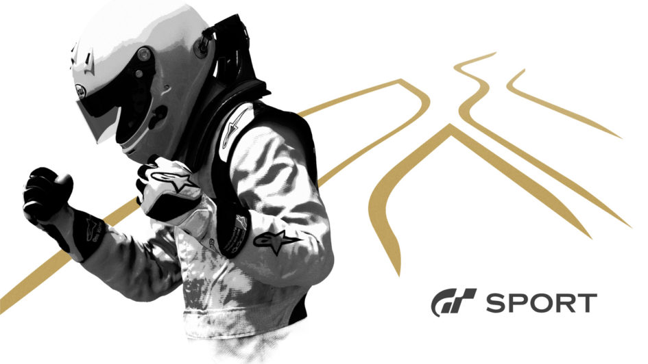 Gran Turismo SPORT - 2017 - cover