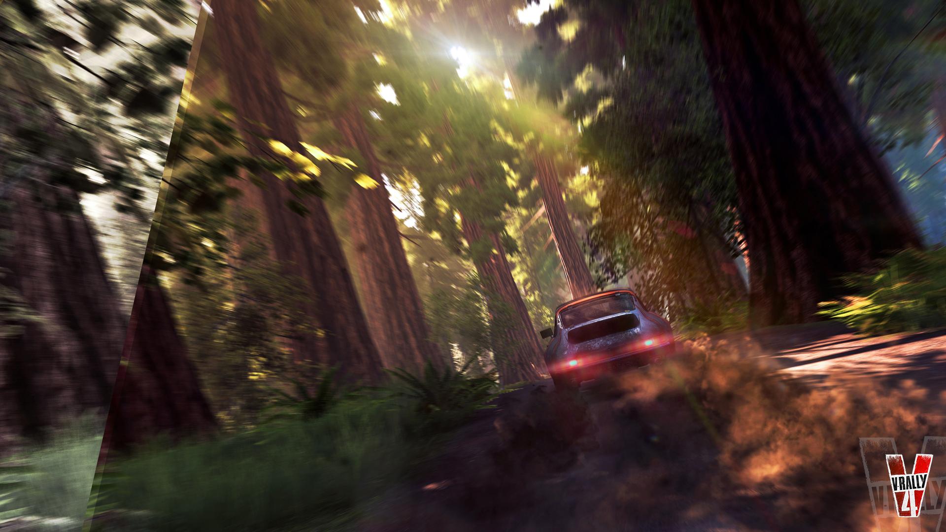 V-Rally 4 -  Porsche 911 Safari -