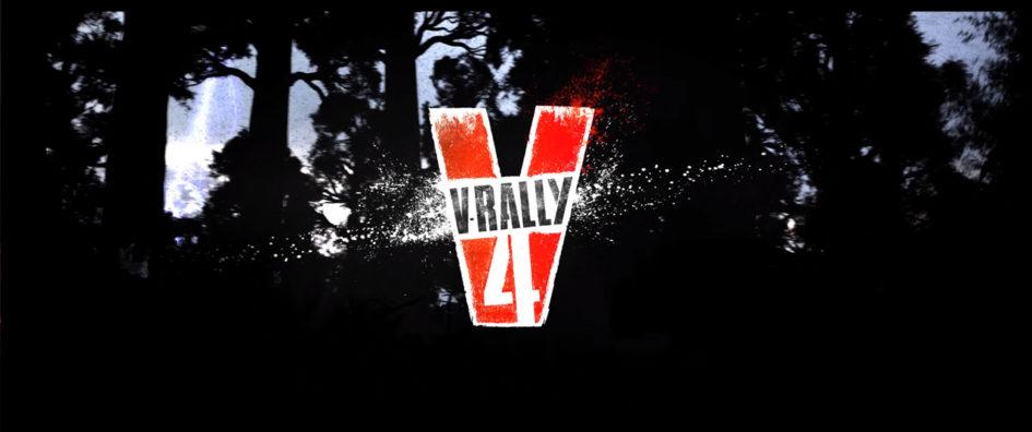 V-Rally 4 - 2018 - logo