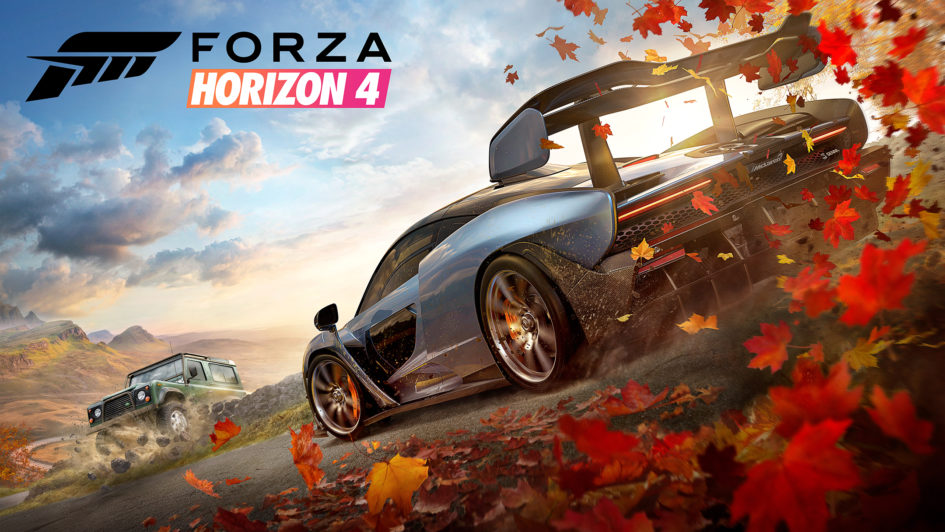 Forza Horizon 4 - 2018 - box-artwork