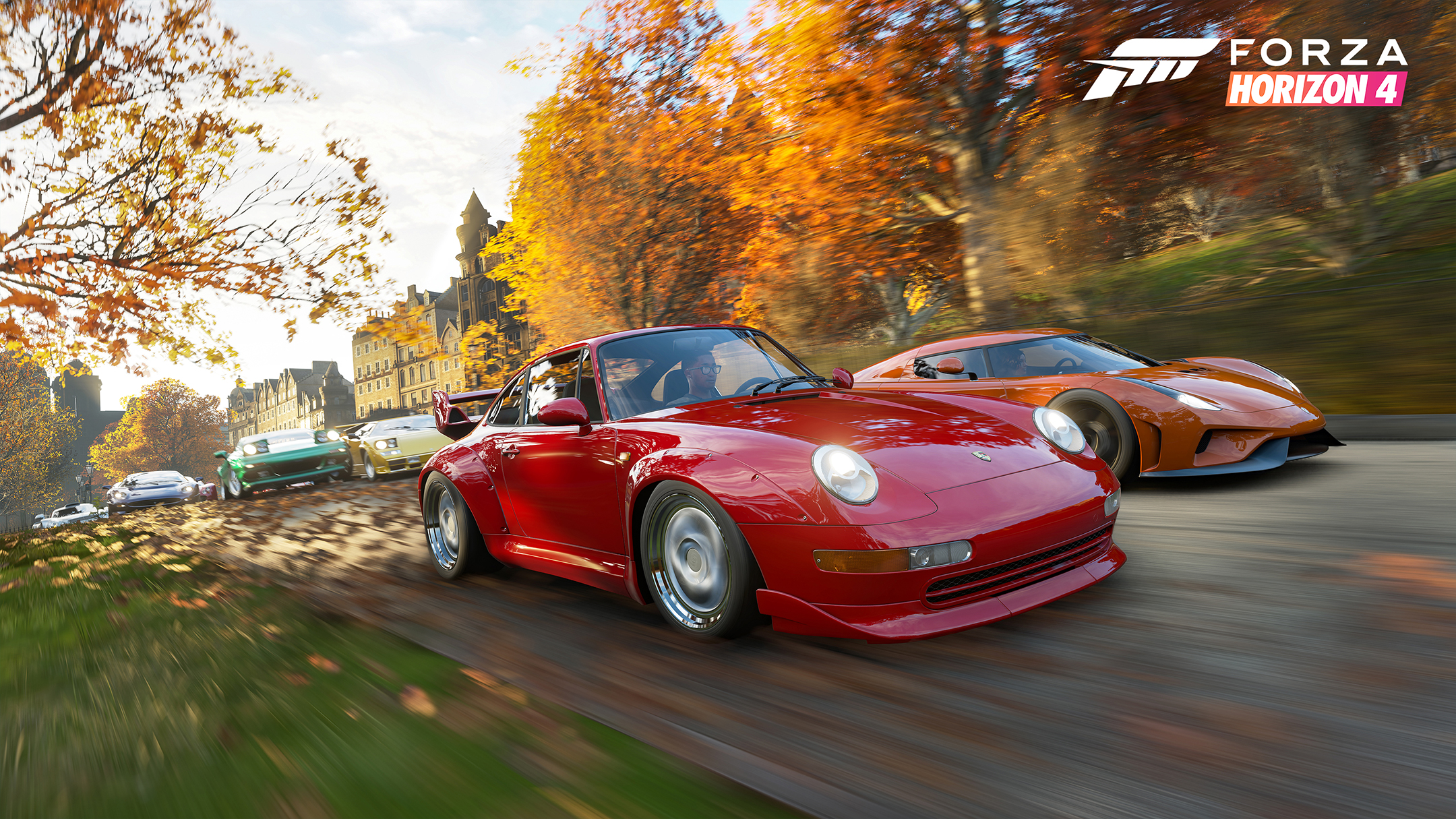 Forza Horizon 4 - 2018 - screen cars - Porsche classic