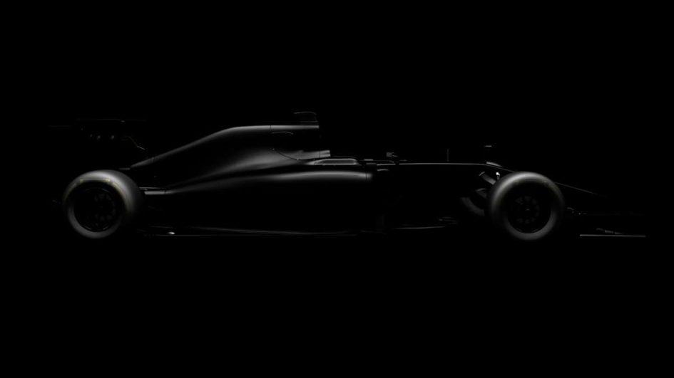 Renault F1 2016 - teaser