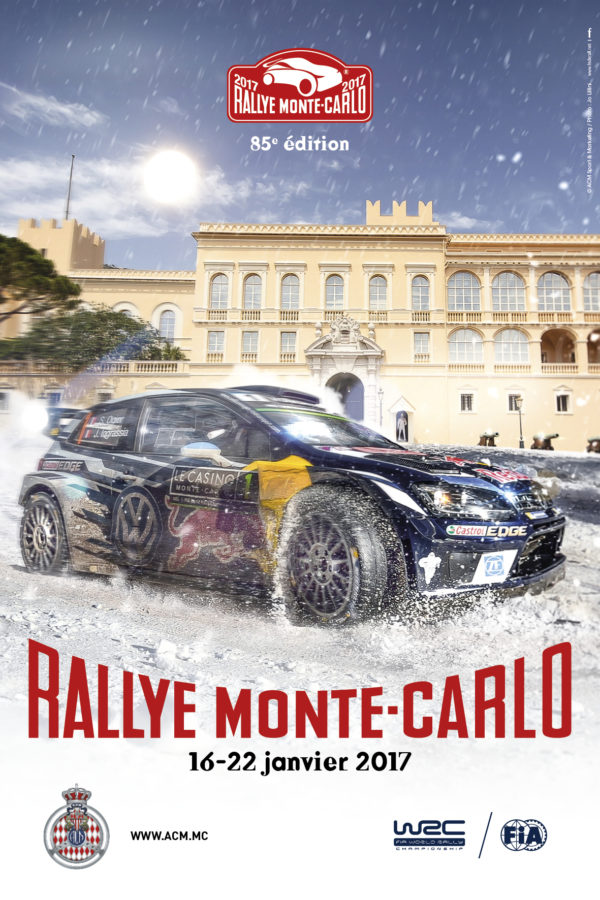 WRC 2017 - cover