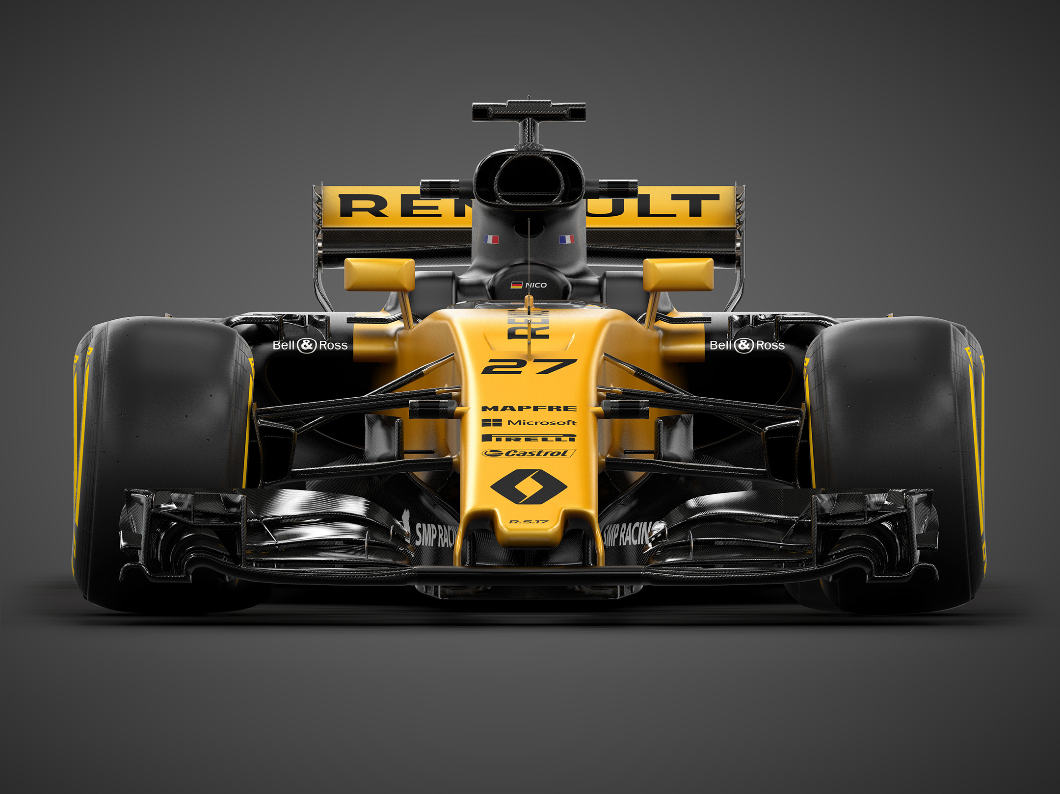 F1 R.S.17 - front-face