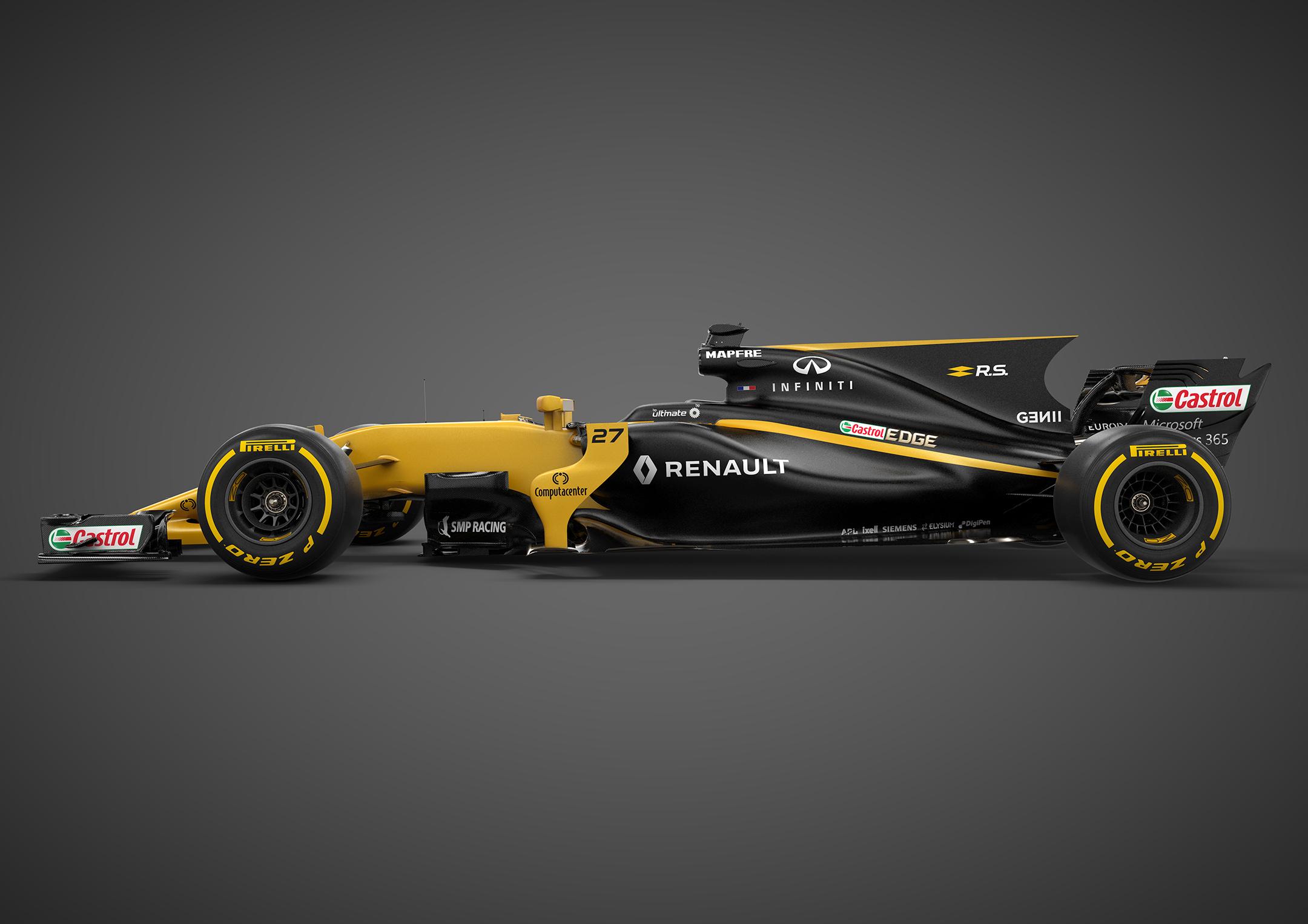 F1 R.S.17 - side-face