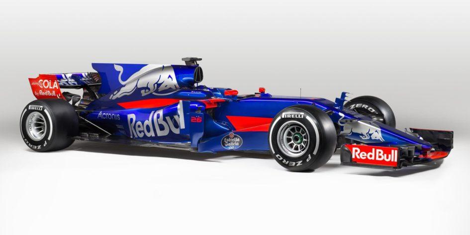 F1 2017 - Scuderia Toro Rosso - STR12