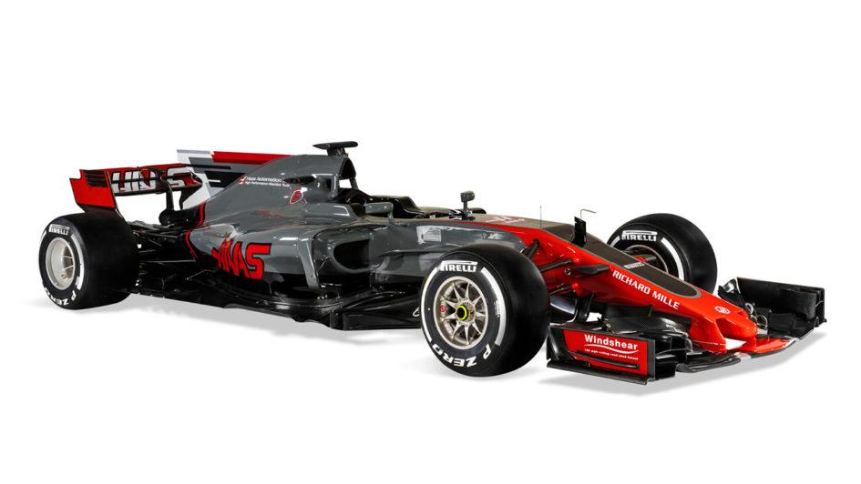 F1 2017 - Haas F1 Team - VF-17