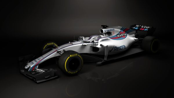 F1 Williams Mercedes - FW40 - 2017 - reveal