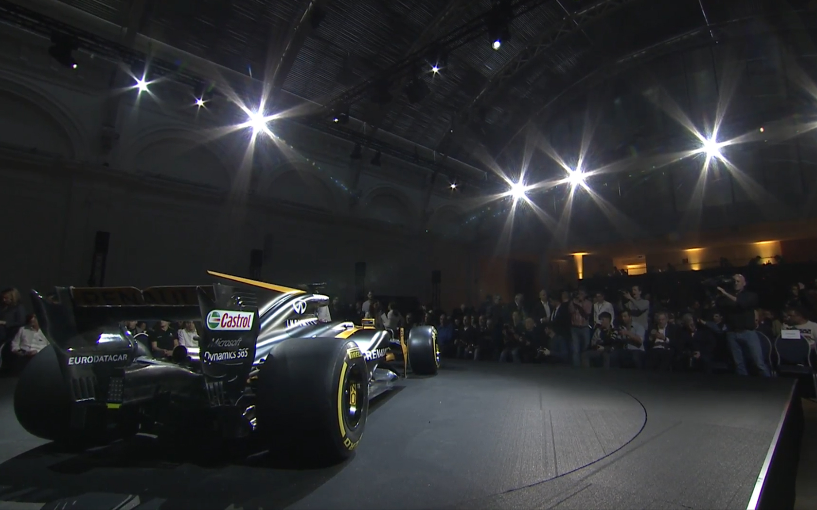 RS 17 Launch 2017 - reveal rear