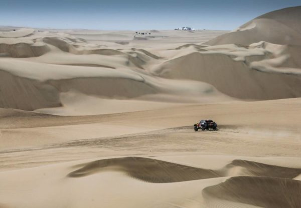 Dakar 2018 - stage 1 - photo by Aurelien Vialatte - via ASO - World -