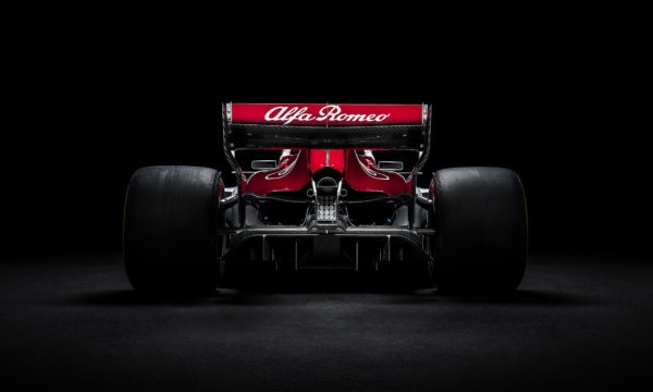 Alfa Romeo Sauber F1 Team - C37 - F1 2018 - rear face